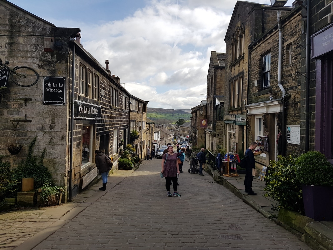 Walking in the Brontes' footsteps: A visit to Bronte Country - Lost in the North