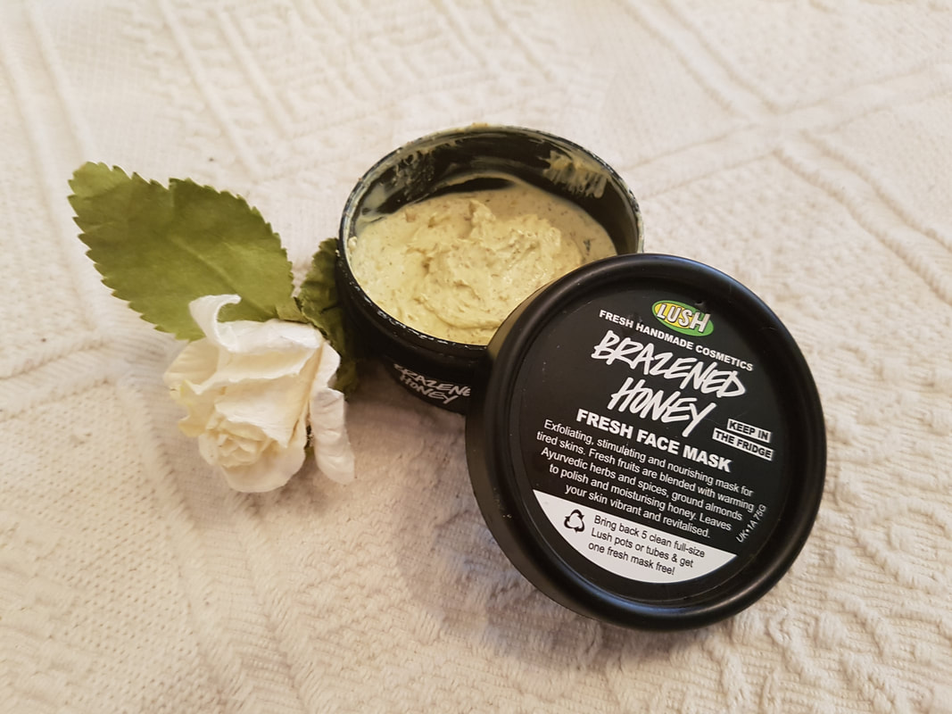 Skincare must-have: Lush Brazened Honey Fresh Face Mask - Lost in the North