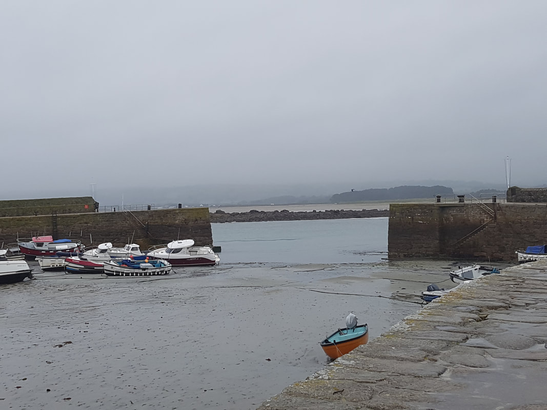 A rainy day at St Michael's Mount - Lost in the North
