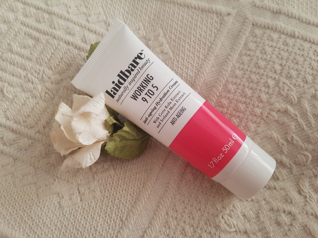 Laidbare Working 9 to 5 Moisturiser: A Review - Lost in the North